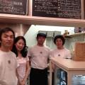 お店を運営する澤田さんと柴田さん