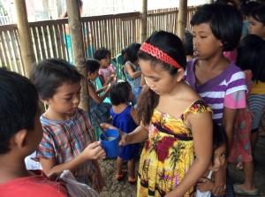 At Barangay Daga...3 3
