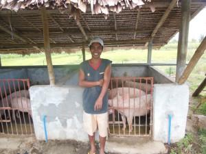 豚舎訪問8